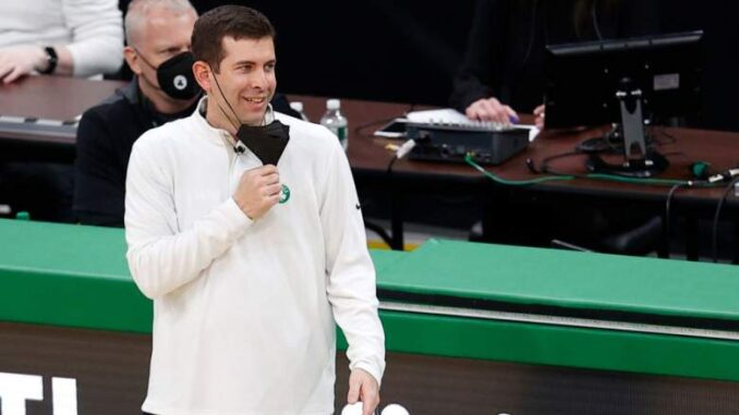 Brad Stevens Snaps At Celtics Reporter Over Playing Time