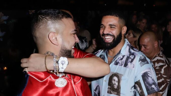 Drake & French Montana Tease New Collab
