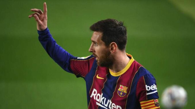 Incredible Messi Gesture Revealed By Haaland Referee