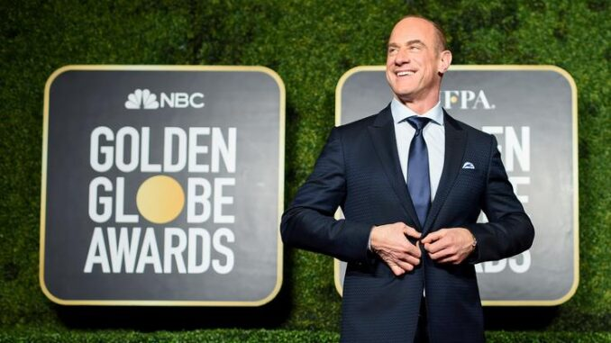 """""""Law & Order"""" Star Christopher Meloni Reacts To The Jokes About His Butt"""