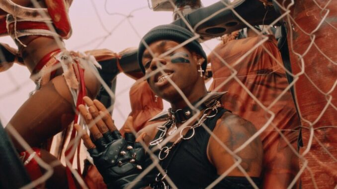 Music Video: Rema - Bounce