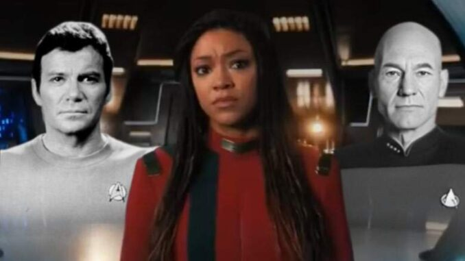The reason behind why Discovery ejected the gray uniforms