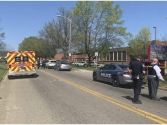 WATCH: Knoxville School Shooting Videos Show Possible Suspect